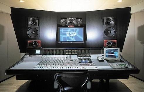 GENELEC 1038a studio導入事例