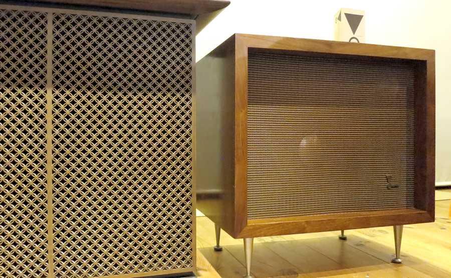 JBL C38 1950年代後半~1962年キャビネット