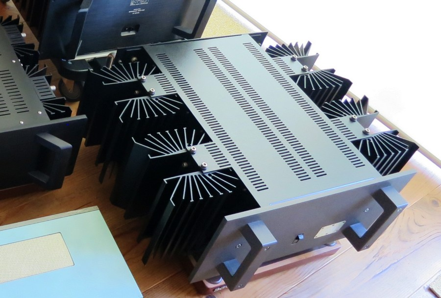 【中古】Krell Ksa-80 クレル中期A級パワーアンプ 試聴販売