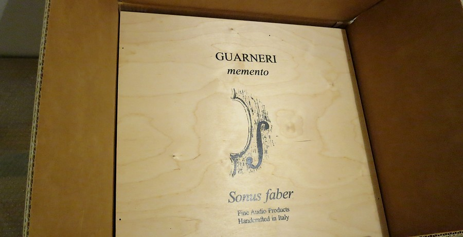 中古 ソナスファベール Guarneri Memento