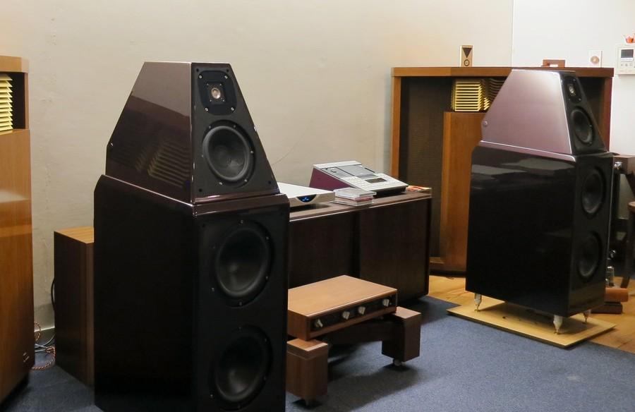 中古 Wilson Audio System 8 20年以上熟成されたWATT&PUPPY最終版SYSTEM8。