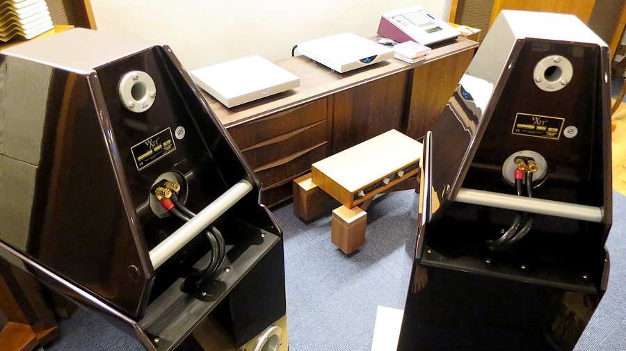 WATTリアパネル:Wilson Audio System 8