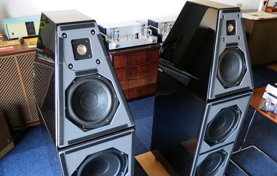 中古 WILSON AUDIO System 5