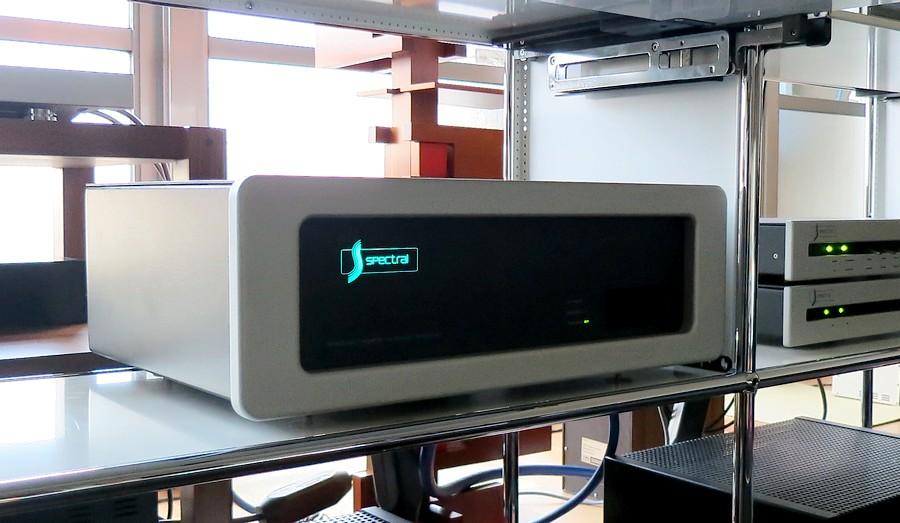 中古 SPECTRAL パワーアンプ DMA-150 One Owner