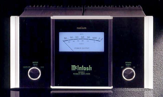 McIntosh MC501パワーアンプ買取