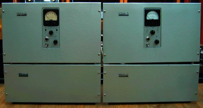 mcintosh MI-200 真空管パワーアンプ