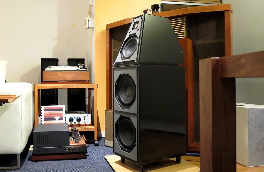 中古 WILSON AUDIO System 5 ウイルソンオーディオシステム5