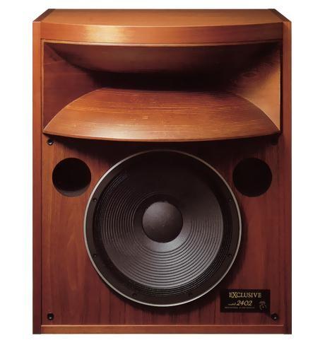 パイオニアのEXCLUSIVE ブランド model2402 スタジオモニター