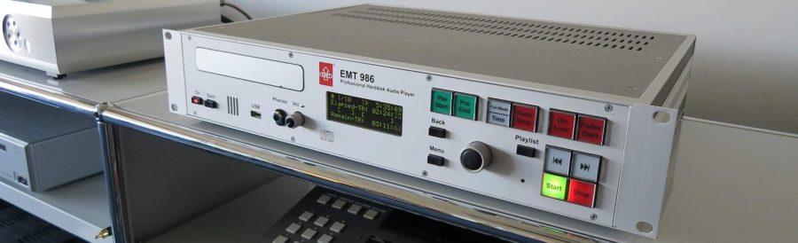 買い取ったEMT986