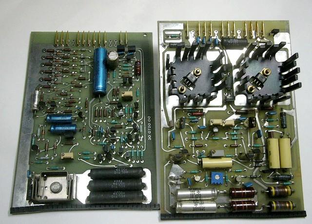 ML2Lのオーディオボードとレギュレーターボード