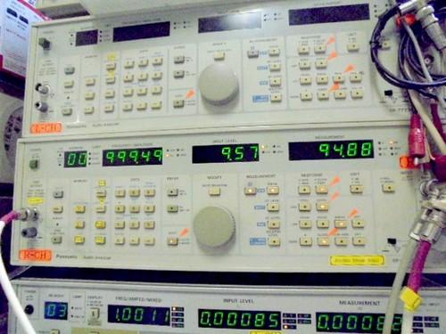Marklevinson ML2L フル整備 12_5W出力時ー94_88dB(S/N比)