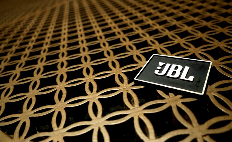 JBL Olympus S8R 格子。手彫り格子で極上
