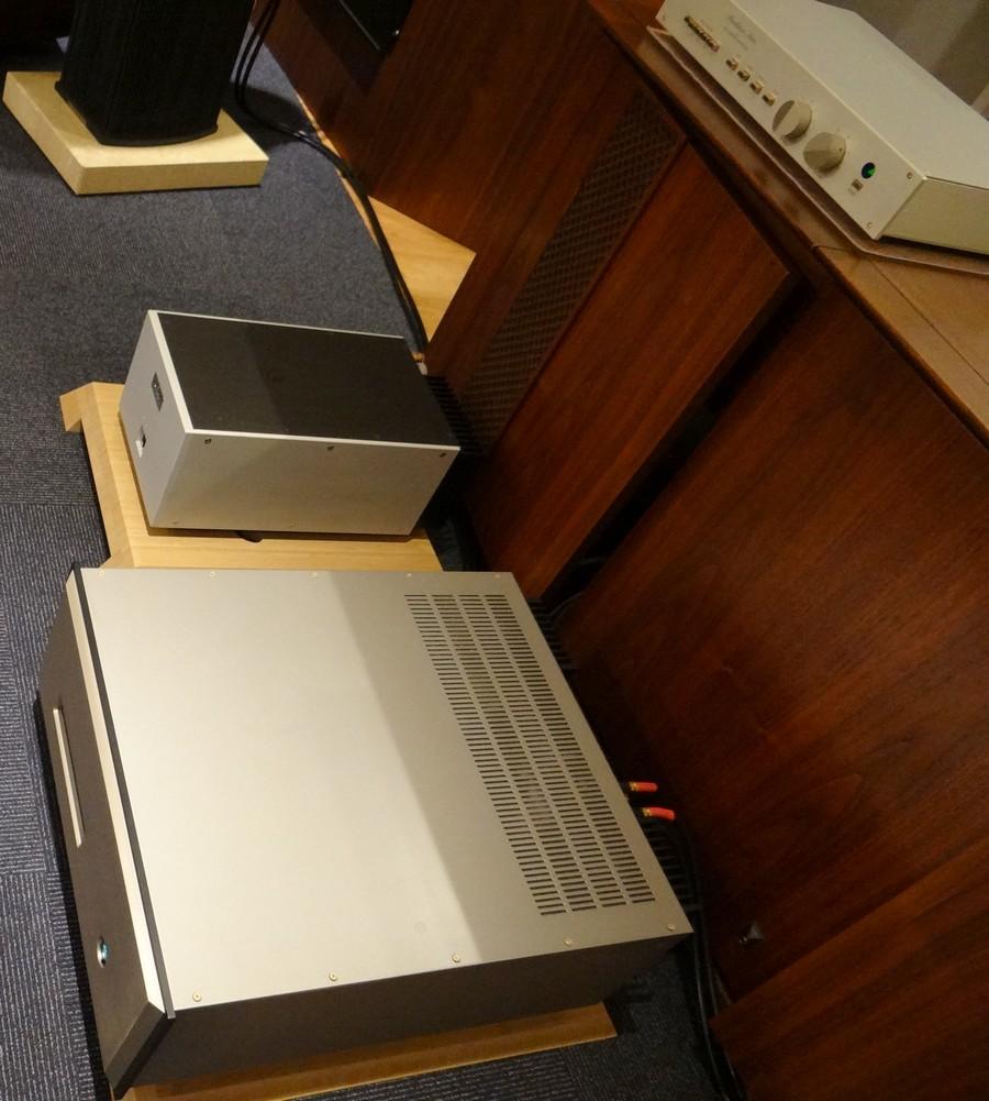 FM Acoustics FM255&FM611 fmアコースティック 価格