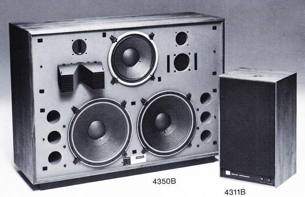 JBL_4350Bプレイバックモニター