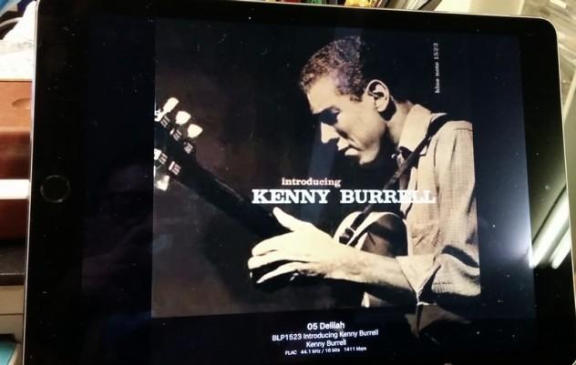 Kenny Burell