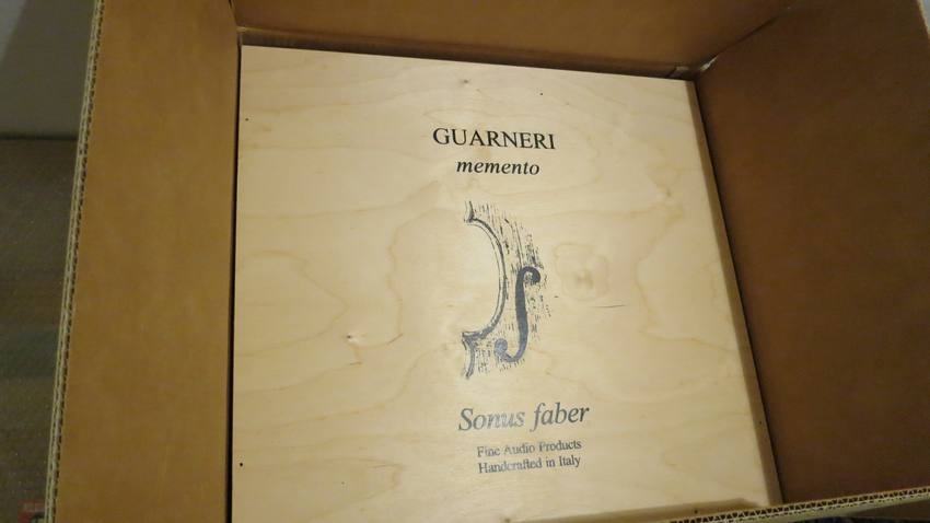 中古 Sonus Faber Guarneri Memento
