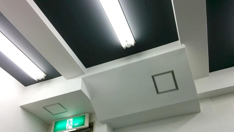 オーディオ 試聴室
