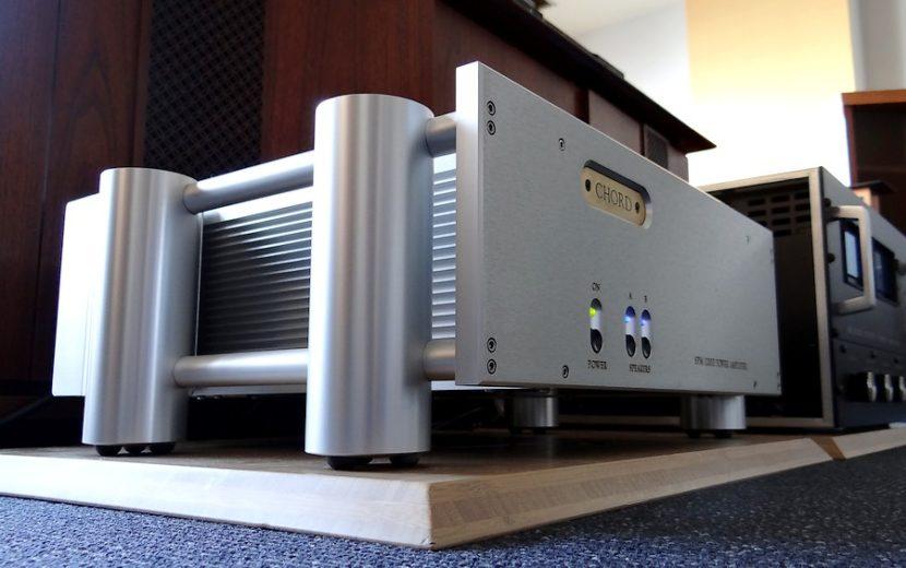 ジョン・フランクス パワーアンプ Chord SPM1200E 中古パワーアンプ コード