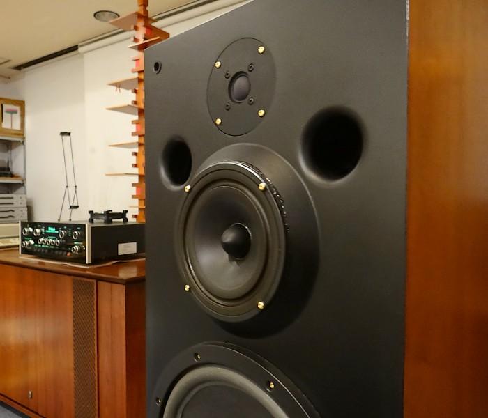 中古ウエストレイクスピーカー Westlake Audio Lc3W12VFの買取させて頂いた状態