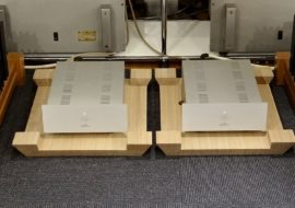 cello ENCORE mono POWER パワーアンプ RFエンタープライゼス 買取から見込整備