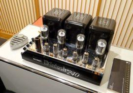 McIntosh MC240 マッキントッシュ中古パワーアンプ買取~販売