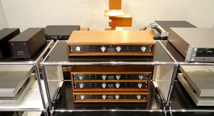 マークレビンソンを買取し、修理や整備をしたML7LやML1L